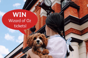 Queensland Rail – Win a Double Pass to The Wizard of Oz
