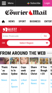 Quest Community Newspapers Share your Christmas Lights photo for your chance to be featured in your local paper – Win The State Election   The Courier Mail