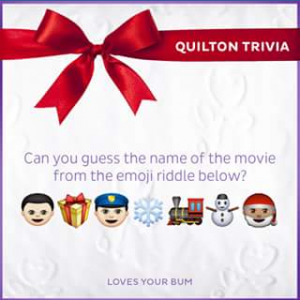 Quilton Everyday Love – Win $50 for Christmas