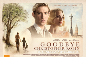 RACV- Win One of 20 Double Passes to Goodbye Christopher Robin (prize valued at $840)