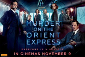 RACV- Win One of 20 Double Passes to See Murder on The Orient Express (prize valued at $840)