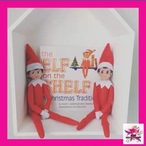 SAHM FB – Win this Adorable 1 X Boy Elf & 1 X Elf on The Shelf Book Simply Follow These Steps..