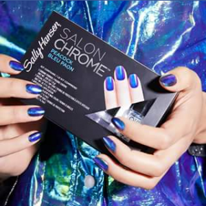 Sally Hansen – Win 2 of Our New Limited Edition Salon Chrome Nail Kits Before They Launch In Store