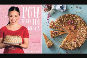 SBS Food – Win Poh's Brand New Baking Book