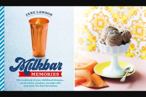 SBS Food – Win Your Copy of Jane Lawson's Milkbar Memories (prize valued at $39.99)