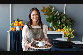 SBS – Win a Full Scholarship to Bakeclub's Make Me a Baker Course (prize valued at $10,000)