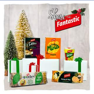 Share The Fantastic – Win a Pack of Fantastic Products to Share