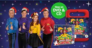 Six Little Hearts – Win 1 of 3 The Wiggles Prizes (prize valued at $32.9)