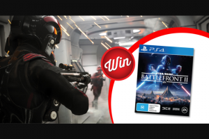 Stack Magazine – Win 1/5 Star Wars Battlefront Ii for PS4