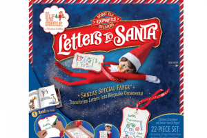 Sweepon – Win 1 of 5 Letters to Santa From Elf on a Shelf (prize valued at $250)