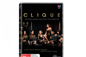 Sweepon – Win One of 10 Clique DVDs (prize valued at $300)
