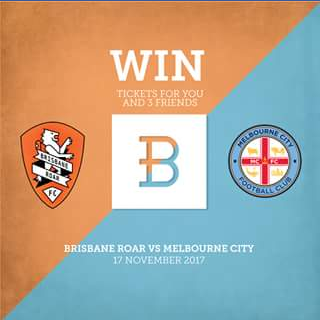 The Barracks – Win Four Tickets to See Brisbane Roar Fc Vs Melbourne City