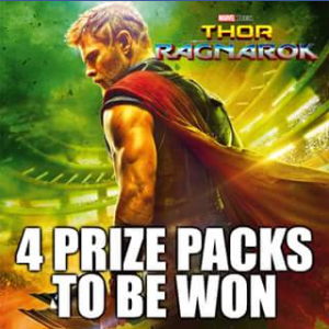 The Great Day Out – Win One of Four Thor Prize Packs (prize valued at $852)