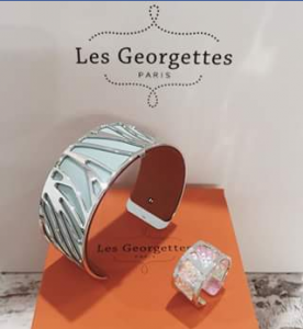 The Jewellery Affair – Win a Cuff Reversible Leather and Matching Ring From Our Exclusive New Les Georgettes Range (prize valued at $224)