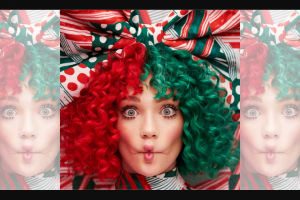 The Music – Win a Copy of Sia's Everyday Is Christmas on Cd