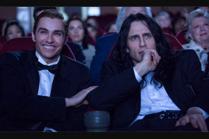 The Music – Win a Double Pass to The Advanced Screening of The Disaster Artist