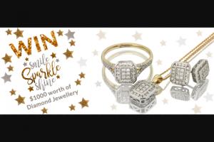 The Online Jeweller – Win a $1000 Worth of Diamond Jewellery