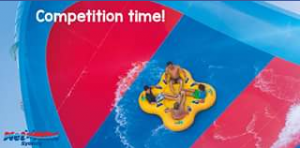 Thrifty Australia – Win One of Four Double Passes to Wetnwild Sydney