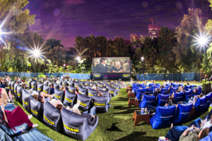 Timeout – Win a Star Lounge Double Pass to American Express Openair Cinemas St Kilda Beach