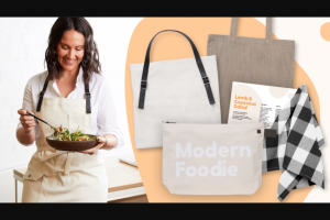 Timeout – Win One of Five Modern Foodie Gift Packs From Cargo Crew (prize valued at $79)