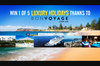 Today – Win a Trip for Two (2) Adults and Two (2) Children to Bali Valued at Up to Aud$5344 Depending on Date and Point of Departure (prize valued at $29,753)