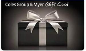 Tonne of Fun – Win a $100 Coles Myer Voucher