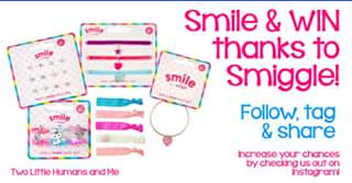 Two Little Humans and Me – Win a Smiggle Jewellery Pack