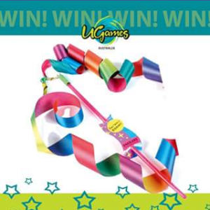 "U Games Australia – Win 1 of 3 Rainbow Ribbons Tell Us ""why Rainbows Are Special to You"". (prize valued at $9.95)"
