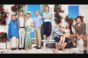 VisiTBrisbane – Win a Double Pass to See Mamma Mia