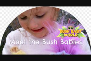 Win 1 of 2 Bush Baby World