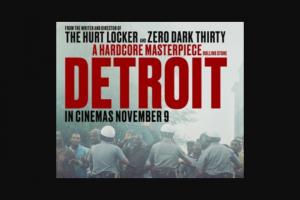 Win One of Fifteen Detroit Double Passes Digital Quarter M/r
