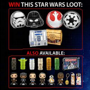 Zing Pop Culture Australia – Win Some Star Wars Loot