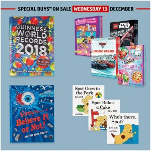 ALDI Australia – Win 1 of 4 book prizes