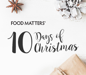 Food Matters – 10 Days of Christmas Giveaways and Discounts
