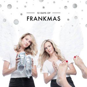 FrankiE4 Footwear – 12 Days of Frankmas
