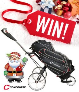 Inside Golf – Win the Ultimate Concourse Golf Bag & Buggy Combo valued at $549