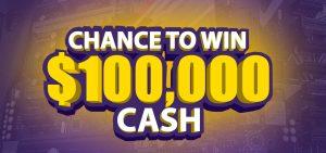 Mwave – Win $100,000 Cash