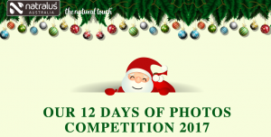 Natralus – 12 Days of Xmas Photo Giveaways – Win 1 of 13 prizes