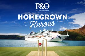 Network Ten – Homegrown Heroes P&O Cruises – Win a grand prize package valued at $9,277 OR 1 of 2 minor prizes