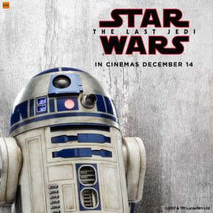 Samsung Electronics – The Last Jedi Ticket Giveaway – Win 1 of 20 double passes to a Special fan screening of Star Wars-The Last Jedi at Hoyts