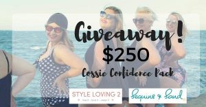 Sequins and Sand – Win a $250 Cossie Confidence Pack