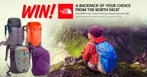 Wild Earth – Win a Backpack of Your Choice from The North Face