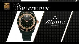WorldTempus – Win an Alpina Comtesse Horological Smartwatch valued at CHF 695