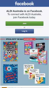 Aldi Australia – Win Some Kids' Books