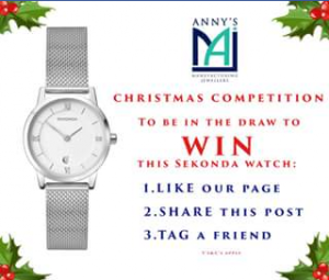 Anny's Manufacturing Jewellers – Win Sekonda Watch