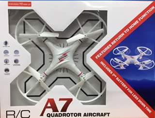 Arndale Shopping Centre – Win Remote Controlled Quadrotor Aircraft
