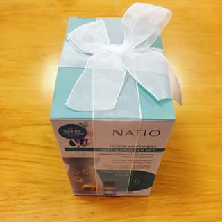 Aspley hypermarket – Win a Natio Oil Burner Starter Kit Must Collect (prize valued at $39)