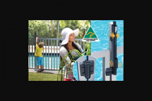 Australian Made – Win D&d Technologies Magnalatch® Alert System for Pools