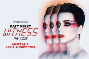 Australian Radio Network – Iheartradio – Win VIP Tickets to See Katy Perry Live (prize valued at $1,456)