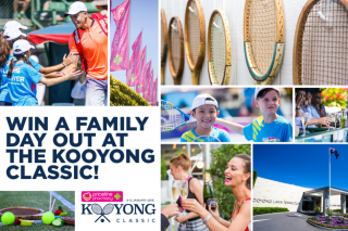3AW – Win a Family Day Out at The 2018 Priceline Pharmacy Kooyong Classic Tennis